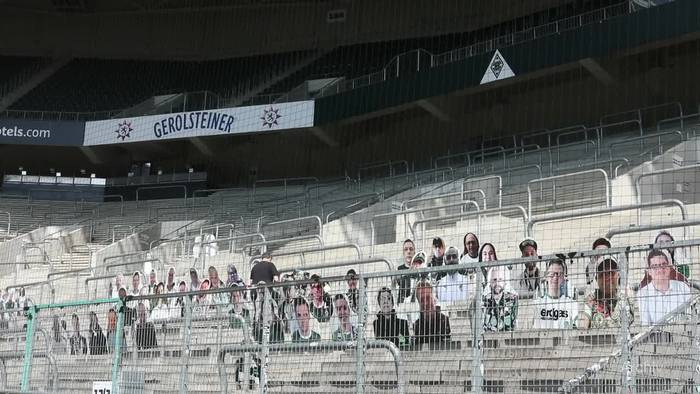 News video: Fußball: einheitliches Vorgehen zur Fan-Rückkehr