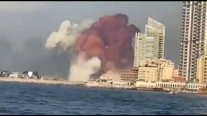 News video: [CDATA[Explosion in Beirut: Zahl der Opfer und Verletzten steigt weiter an]]