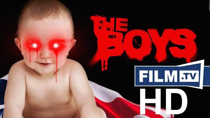 News video: The Boys - Staffel 2 Trailer Deutsch German (2020)