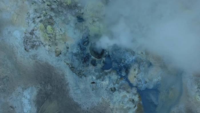 News video: Methan-Leck in der Antarktis entdeckt