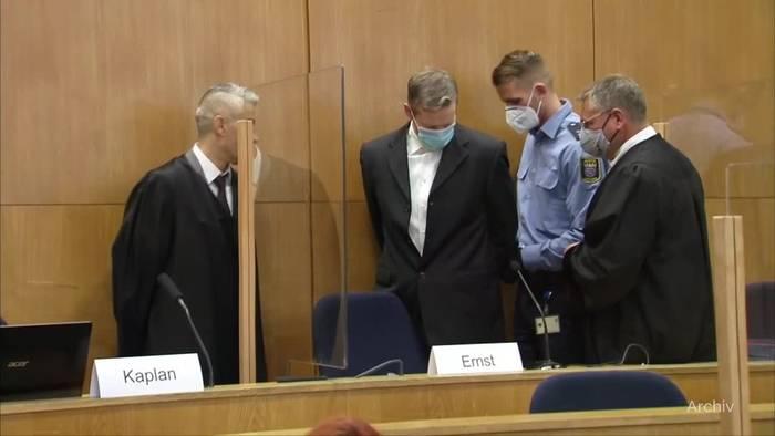 News video: Mordfall Lübcke: Hauptverdächtiger gesteht Tat vor Gericht