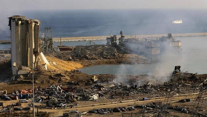 News video: Beirut