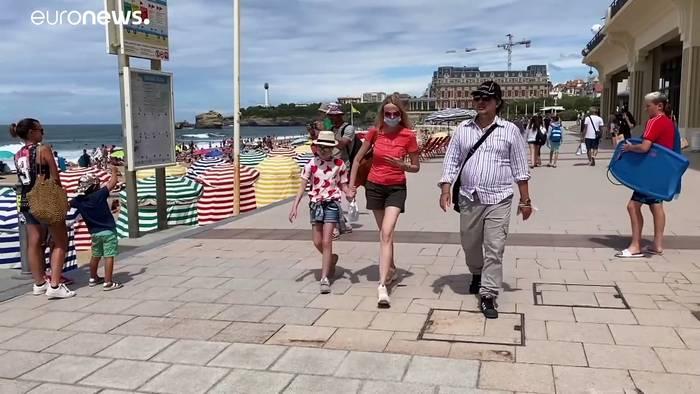 News video: So schlimm ist die Corona-Lage in Europa: 2. Lockdown in Aberdeen