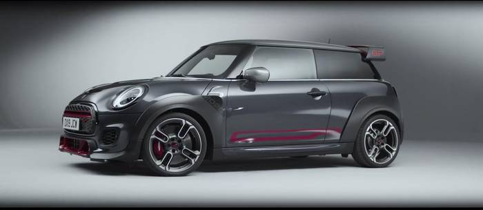 News video: Emotional und hoch dynamisch - das Design des MINI John Cooper Works GP