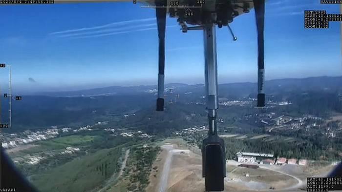 News video: Mit Drohnen nur halb soviel Waldbrände