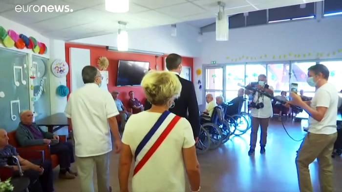 News video: Kampf gegen Covid-19 in der Hitzewelle: Bitte keine Ventilatoren