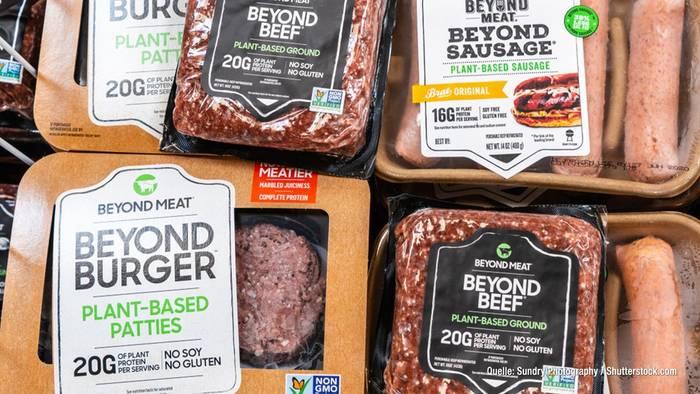 News video: Produktion steigt: Anstieg veganer & vegetarischer Lebensmittel