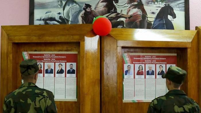 News video: Präsidentenwahl in Weißrussland: Bleibt alles beim Alten?