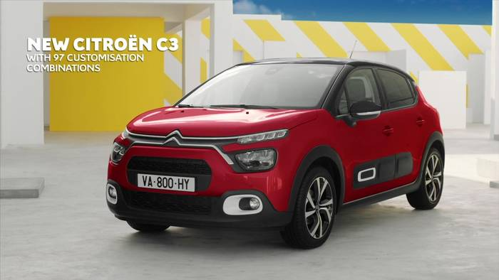 News video: Neuer Citroën C3 - Kompaktes Erfolgsmodell jetzt ab 13.990 Euro bestellbar