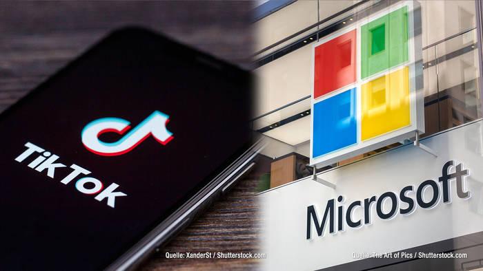 News video: Nach geplantem TikTok-Verbot möchte Microsoft die App kaufen