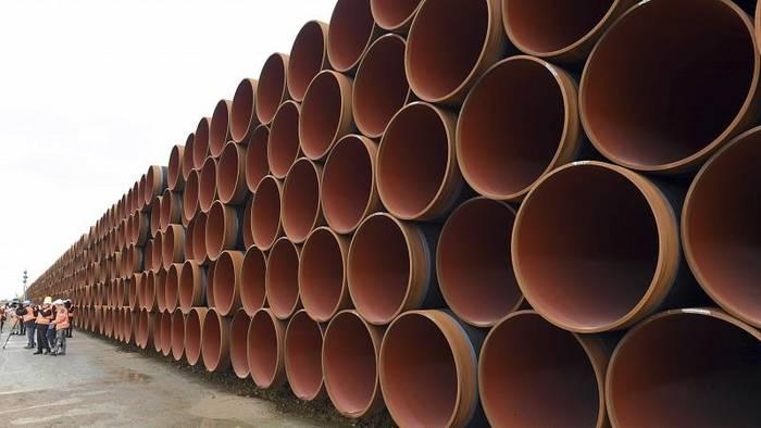 News video: Nord Stream 2: US-Senatoren drohen Sassnitz mit