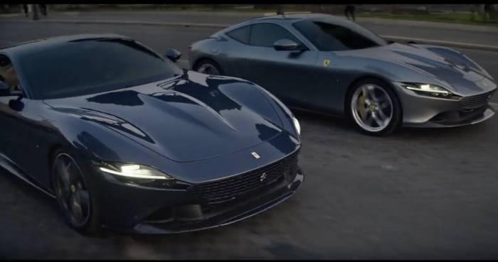 Video: Der neue Ferrari Roma Highlights