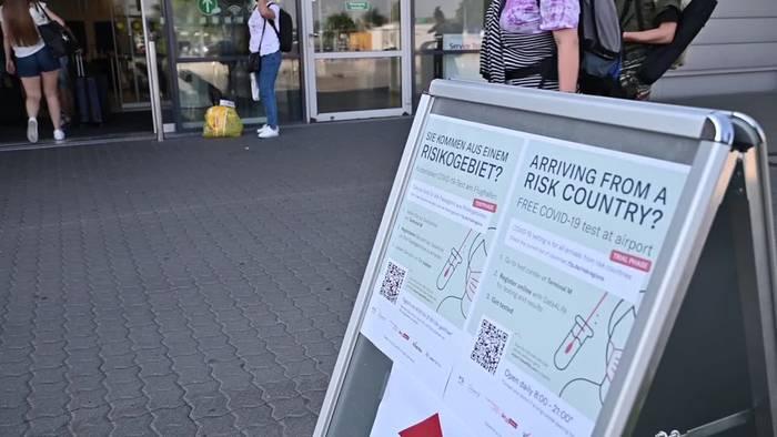 News video: Corona-Testpflicht an deutschen Flughäfen angelaufen