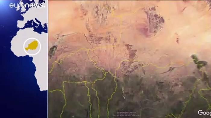 News video: Angriff auf Franzosen in Niger: