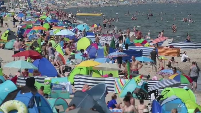 News video: Sommerurlaub in Deutschland boomt - Branche leidet dennoch