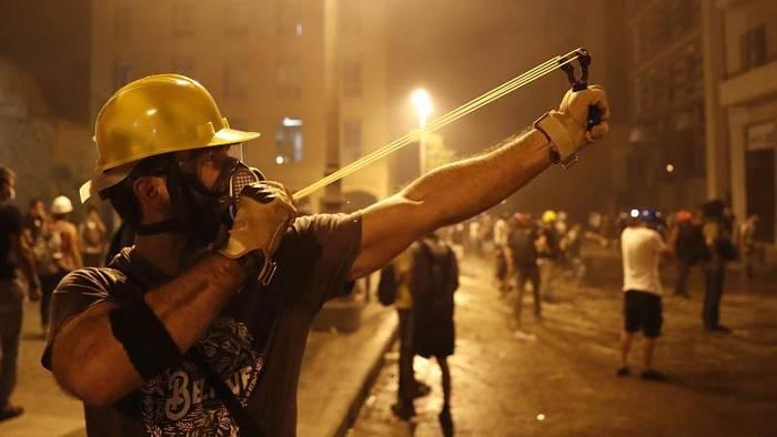 News video: Libanon: Regierung tritt zurück - Proteste nicht beendet