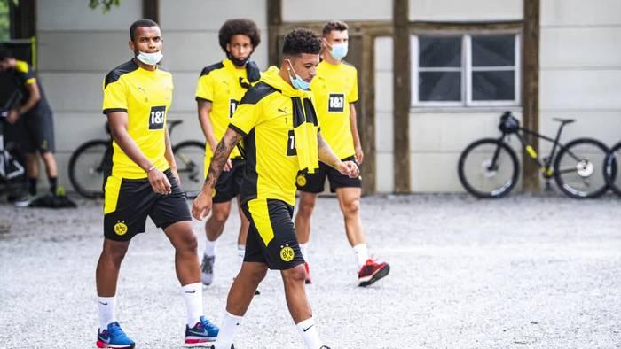 BVB im Trainingslager in Bad Ragaz - Sancho bleibt