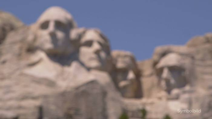 News video: Trump: Verewigung am Mount Rushmore klingt nach «guter Idee»