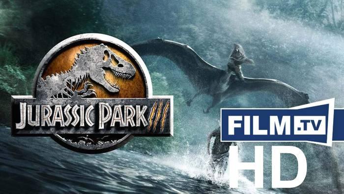 News video: Jurassic Park 3 Trailer Trailer Deutsch German (2001)