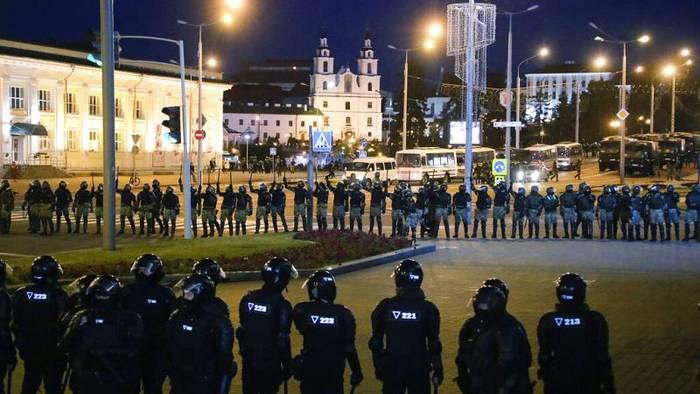 Video: Proteste und Polizeigewalt: Belarus kommt nicht zur Ruhe