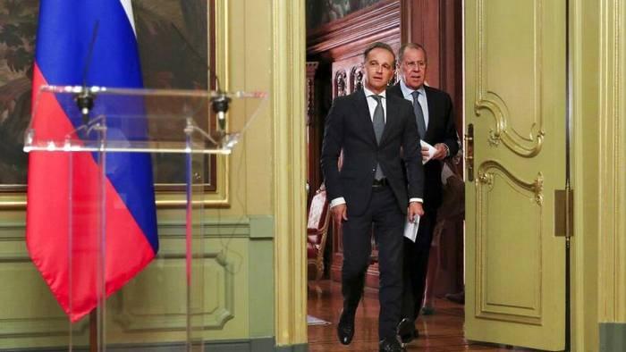News video: Berlin und Moskau einig gegen US-Drohungen zu Nordstream 2