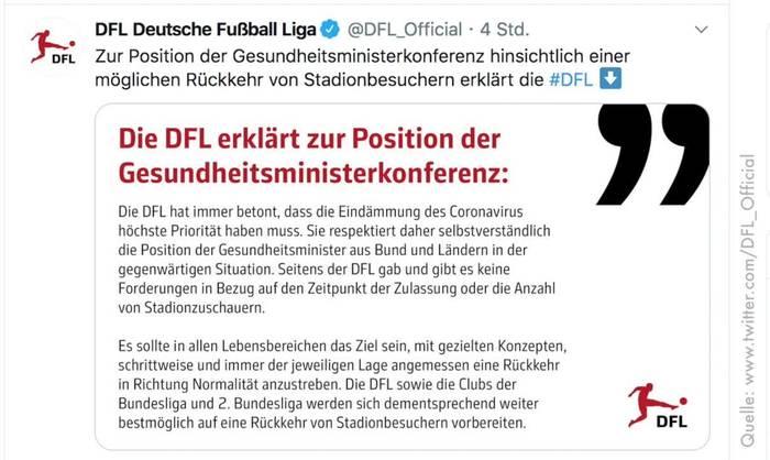 News video: DFL: vorläufige Politik-Absage an Fan-Rückkehr akzeptiert