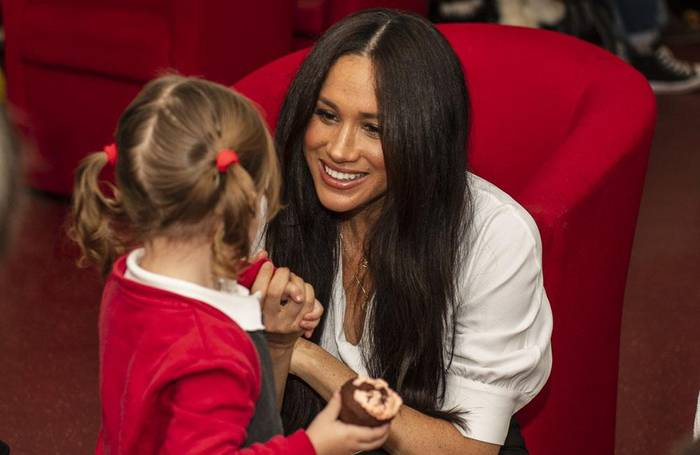 News video: Herzogin Meghan wusste, dass Prinz Harry ein guter Vater sein würde