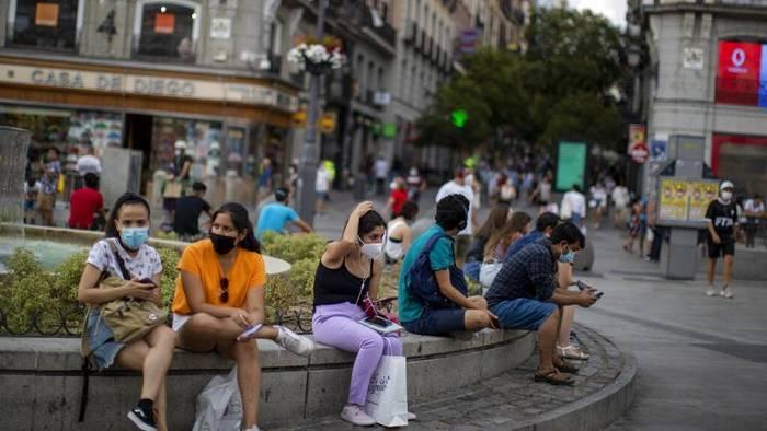 News video: Deutschland warnt vor Reisen nach Madrid und Baskenland
