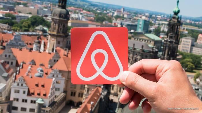 News video: Steht der Börsengang von Airbnb kurz bevor?