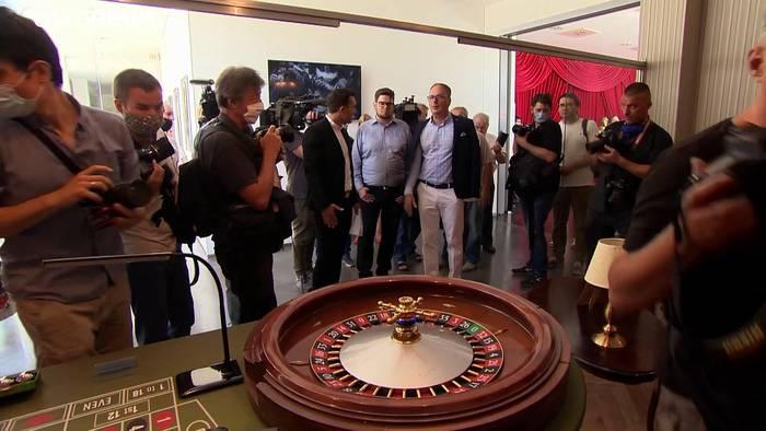 News video: Ungarn: Filmbranche kommt langsam wieder ins Rollen