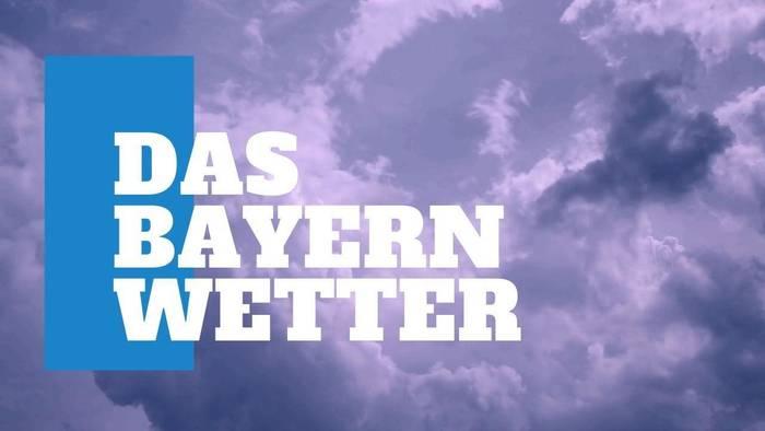 Video: Das Bayern-Wetter: Heißes Wochenende mit Sommergewitter und 32 Grad