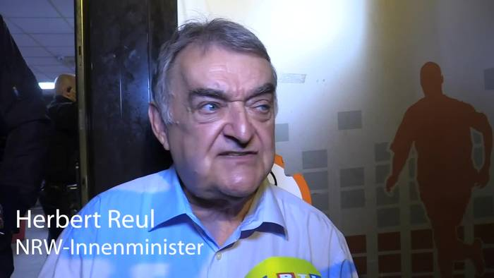 News video: Großrazzia gegen Clankriminalität in NRW