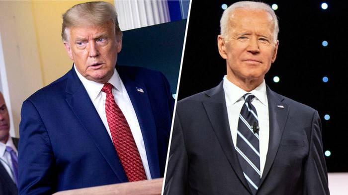 News video: Umfrage-Hammer in den USA: Joe Biden nur noch knapp vor Donald Trump