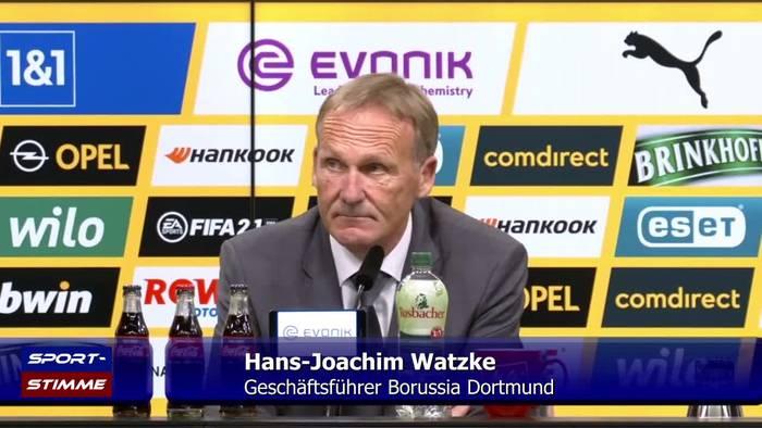 News video: BVB-Boss Aki Watzke: