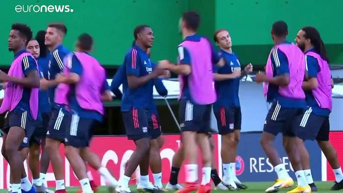 News video: Lyon oder Bayern: Wer folgt PSG ins Champions League-Finale?