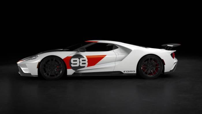 News video: Zwei Neue Sonder-Editionen Des Supersportwagens Ford GT