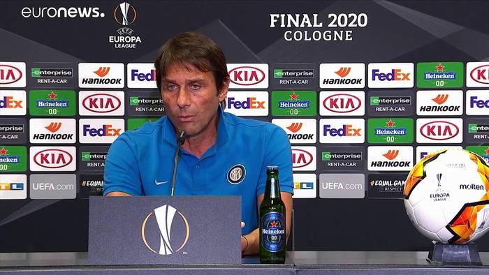News video: Finale voraus! Sevilla gegen Inter Mailand in der Europa League
