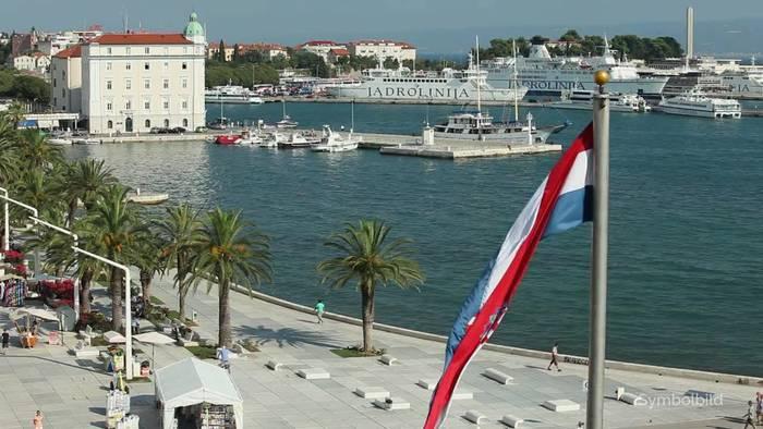 News video: Reisewarnung für zwei Regionen trifft Urlaubsland Kroatien