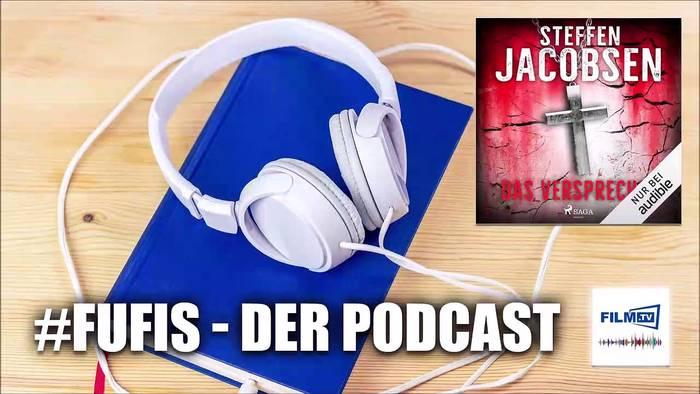 Video: Hörbuch-Tipp: Das Versprechen / Thriller // FUFIS