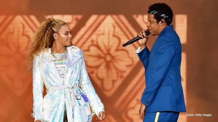 News video: Wie Beyoncé & Jay-Z: Die Seitensprünge der Stars