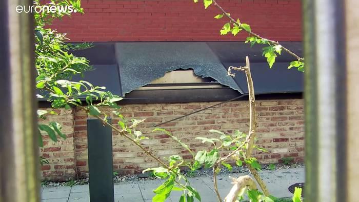 Video: Grazer Attacke auf Synagoge: Islamistisch motiviert