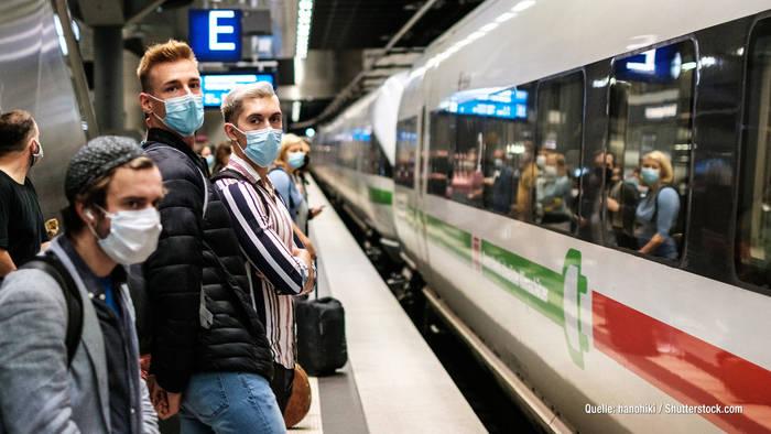 News video: Maskenpflicht: Deutsche Bahn will strengere Kontrollen
