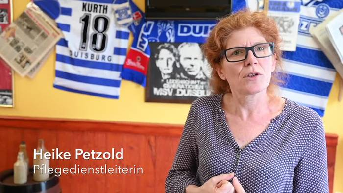 News video: 60er-Jahre-Kneipe im Altenheim hilft Dementen