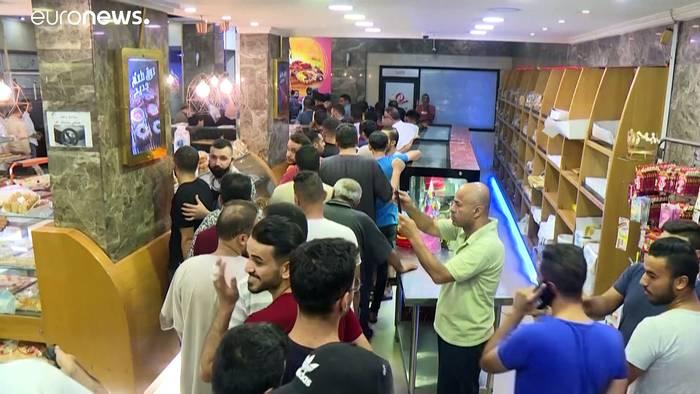 News video: Palästinenser befürchten Ausbreitung des Coronavirus im Gazastreifen