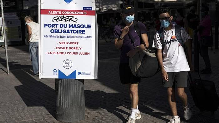 News video: Paris und Teile Südfrankreichs als Corona-Risikogebiet eingestuft