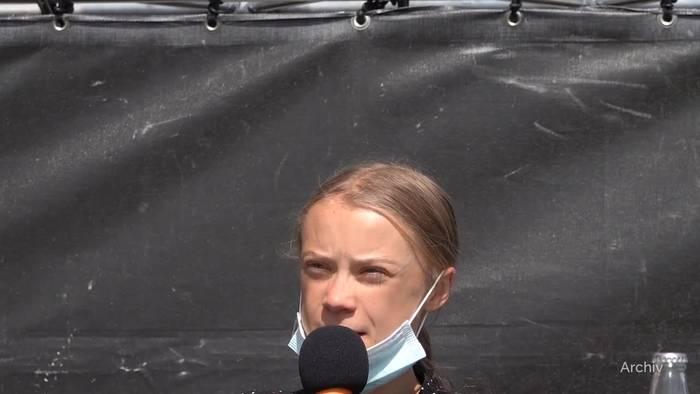 News video: Greta Thunberg drückt wieder die Schulbank
