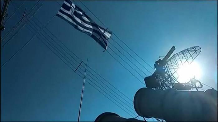 News video: Griechenland-Türkei-Konflikt: Militärmanöver statt Kompromisse