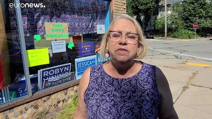 Video: Wahlkampf in Wisconsin: Beobachtungen aus einem