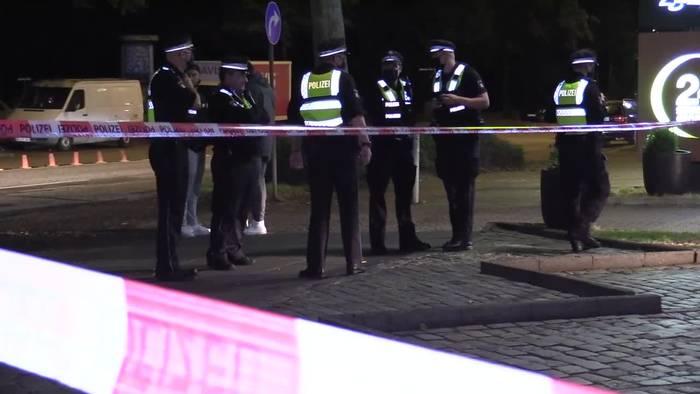 News video: Hamburg: Mann bei Messerangriff lebensgefährlich verletzt