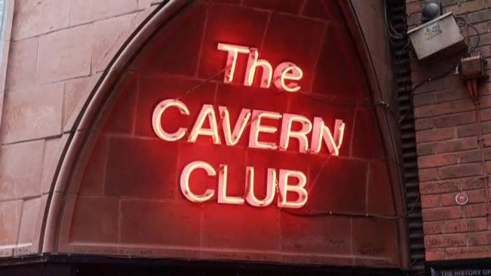 News video: 292 Mal gespielt: legendärer Cavern Club feiert die Beatles